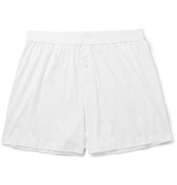 Sunspel - Sea Island Cotton Boxer Shorts