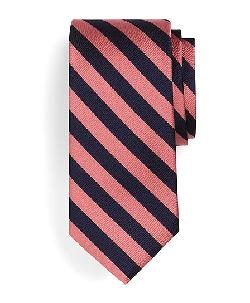 Brook Brothers - Extra-Long BB#4 Repp Tie