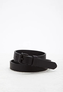 Forever 21 - Faux Leather Waist Belt