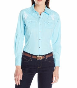 Ariat - Long Sleeve Snap Shirt