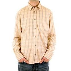 Dolce & Gabbana - Long Sleeve Check Shirt