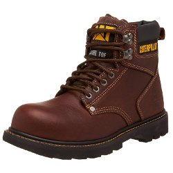 Caterpillar - Steel Toe WorkBoot