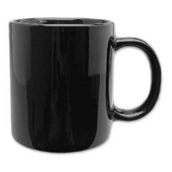 Hercu Glass - Big Daddy Black Jumbo Mug