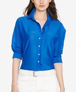 Lauren Ralph Lauren  - Voile Shirt
