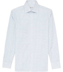 Gable - Polka Dot Shirt White