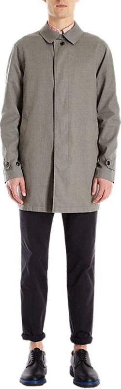 Todd Snyder - Chambray Topper Coat