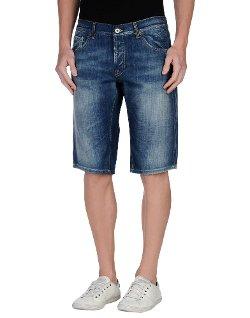 Dnm-Brand  - Worn Effect Denim Pants