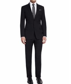 Armani Collezioni - G-Line Wool Suit