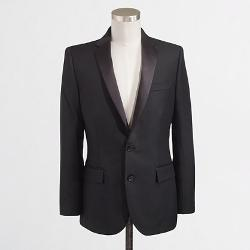 Factory Thompson  - Tuxedo Jacket With Double Vent