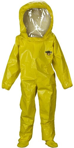 Lakeland Industries Inc - Level B Taped Seam Encapsulated Suit