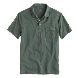 J.Crew - Broken-In Pocket Polo