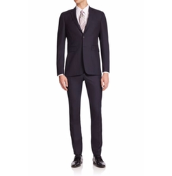 Burberry - Stirling Two-Button Wool Suit
