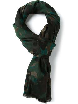Burberry London  - Patterned Scarf