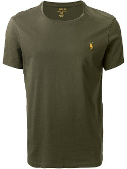 Polo Ralph Lauren  - Classic Crew Neck T-shirt
