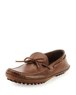 Tom Ford	  - Charlton Tie Driver Boat Shoes