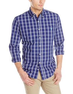 U.S. Polo Assn. - Check Button Down Sport Shirt