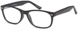 Dalix - GQ Sophisticated Wayfarer Eyeglasses