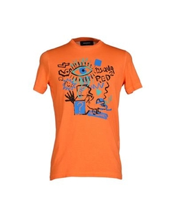 Dsquared2 - Print T-Shirt