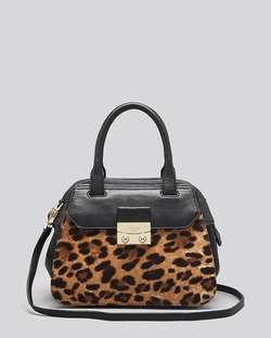 Kate Spade New York - Small Adriana Leopard Bag