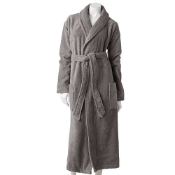 Sonoma Life + Style - Turkish Cotton Robe