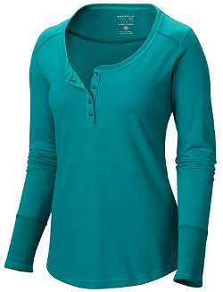 Mountain Hardwear  - Pindari Thermal Long Sleeve Henley Shirt