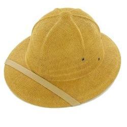 Belfry Hats  - Voyager Straw Mesh Pith Helmet