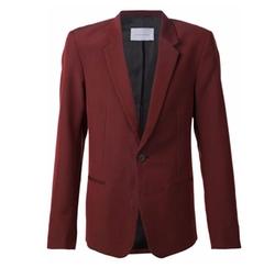 Strateas Carlucci - Single Button Blazer