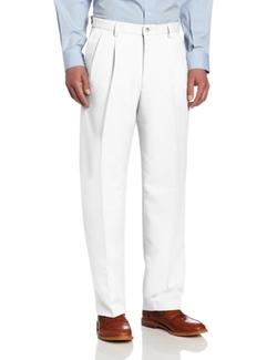 Haggar - Pleat-Front Pants