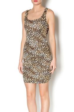 Unbranded - Leopard Print Dress