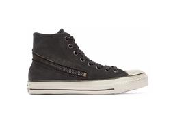 Converse by John Varvatos - Tornado Zip High-Top Sneakers