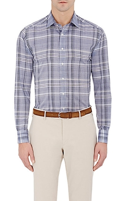 Etro  - Plaid Shirt