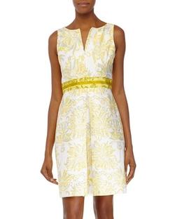 Taylor - Floral-Print Sleeveless Dress