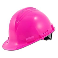 SafetyGirl - Peak Ratchet Adjust Cap Style Hard Hat