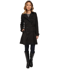Lauren By Ralph Lauren - Kent Skirted Trench Coat