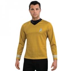 Star Trek Shop - Star Trek Movie Gold Uniform