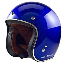 Skull Crush - Open Face Helmet