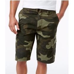 American Rag - Camouflage Cargo Shorts