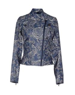 Blauer - Floral Biker Jacket