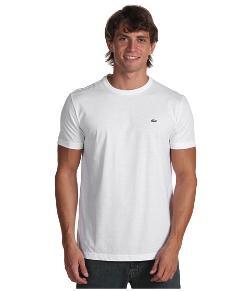 Lacoste  - Short-Sleeve Pima Jersey Crewneck T-Shirt