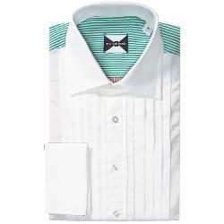 Tuxedo Shirt -  - French Cuffs