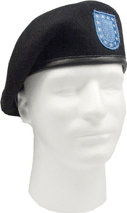 Ultra Force - Inspection Ready W/ Flash Black Beret