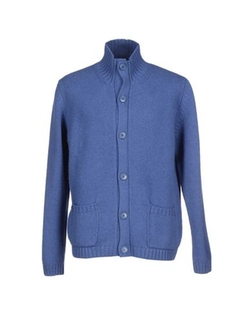 Rossopuro - Turtleneck Cardigan
