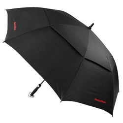 DrizzleDuck - Automatic Open Windproof Vented Golf-Sized Umbrella