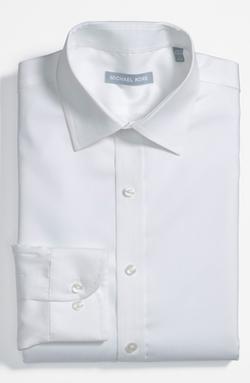 Michael Kors - Regular Fit Dress Shirt
