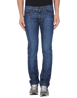 Lanvin - Straight Leg Denim Pants