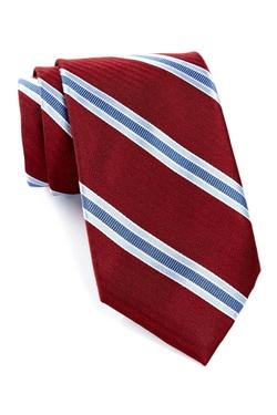 Broletto  - Lantica Stripe Silk Tie