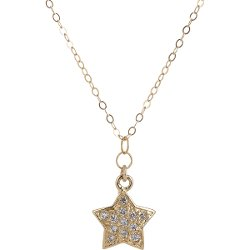 Athena  - Star Pendant Necklace