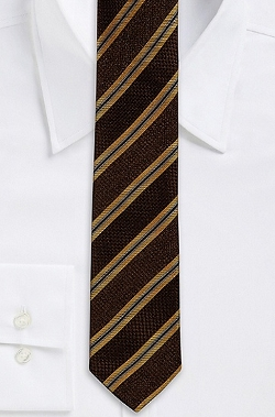 Hugo Boss - Silk Striped Tie