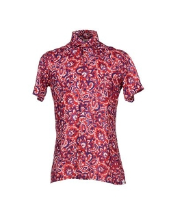 Johnny Lambs - Floral Print Shirt