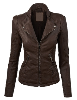 Johnny - City Pop Biker Jacket